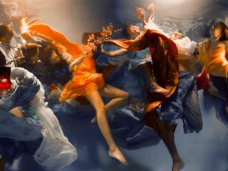 Laura Rathe Fine Art presents Christy Lee Rogers & Dylan Gebbia-Richards: Changing Tides