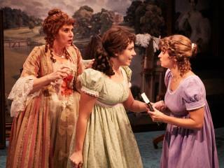 4th Wall Theatre Company presents Pride & Prejudice