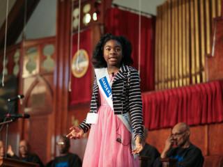 Houston Foley Gardere MLK Jr. Oratory Competition