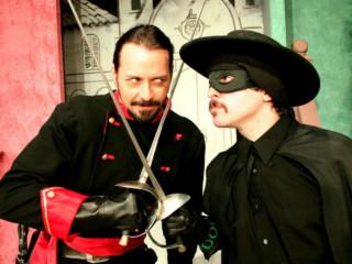 Zorro: The Legend Lives!