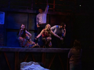 Theatre Three presents The Manufactured Myth of Eveline Flynn