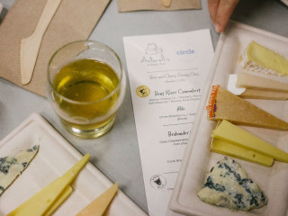 Antonelli's Cheese & Circle Beer Pairing