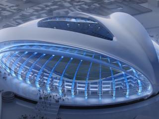 Stadiums of the Future 2050