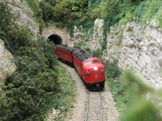 Austin Area Train Show