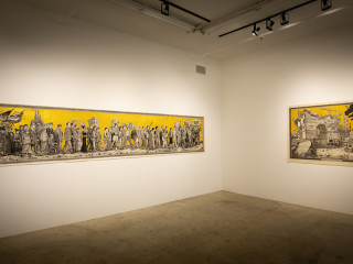 Sandow Birk and Elyse Pignolet: American Procession