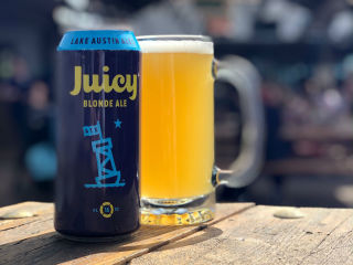 Lake Austin Ales Juicy Blonde Launch