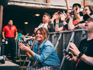 Rachael Ray at Feedback Festival