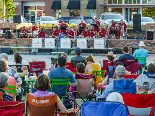 Garland Jazz in the Square