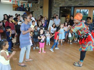 Community Art Sunday + Open House