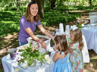Texas Discovery Gardens presents Flora Fest