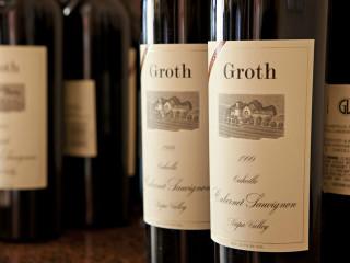 Groth Wine Pairing Dinner