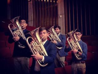 The Butler Brass Quartet