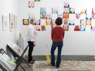 Sawyer Yards Spring Biannual Art Show & Sale