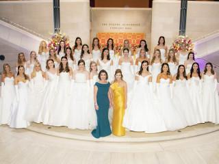 2018-2019 Debutantes and Honor Guard
