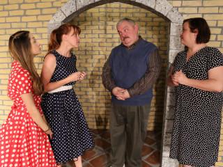 Rover Dramawerks presents Delirium's Daughters