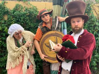 <i>Jack & the Beanstalk</i> Children's Theater