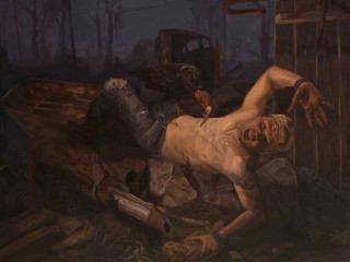 Kirk Hopper Fine Art presents Arely Morales & Shaun Roberts: Displaced