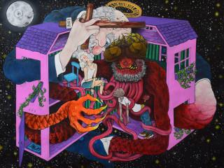 Ro2 Art Gallery presents Joachim West: Broken