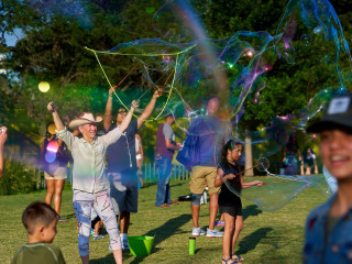 A Swingin' Texas Country Summer Block Party