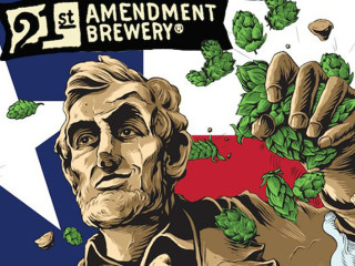 21st Amendment Brewery Launch Party