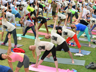 Consulate General Of India Presents International Day Of Yoga Event Culturemap Houston