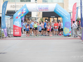 Head for the Cure 5K- Houston