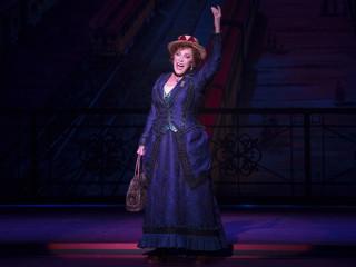 Betty Buckley in Hello, Dolly!