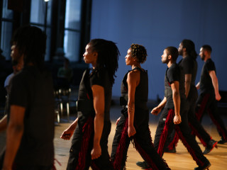 Jefferson Pinder: <i>Fire and Movement</i>