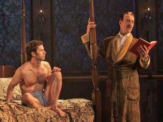 ZACH Theatre presents Immortal Longings
