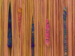 """Dallas Museum of Art presents Sheila Hicks: """"Secret Structures, Looming Presence"""""""