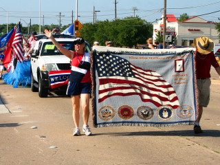 Independence Day Parade: Spirit of America