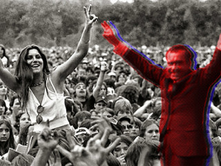 Nixon @ Woodstock
