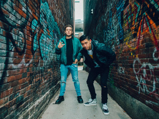 Cody Ko and Noel Miller
