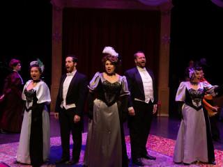 Theatre Frisco presents A Little Night Music