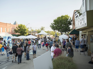 Mansfield Music Alley Music & Arts Festival
