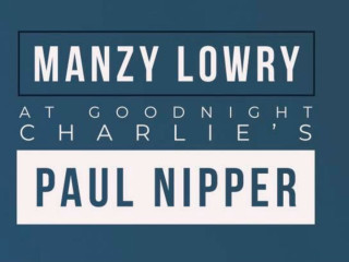 Manzy Lowry and Paul Nipper