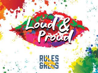 Loud & Proud Pride Event