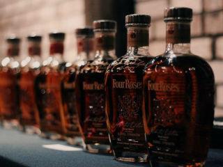 Four Roses Bourbon Dinner