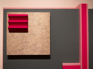 Ro2 Art Gallery presents Elizabeth Hill: Square Peg / Round Hole