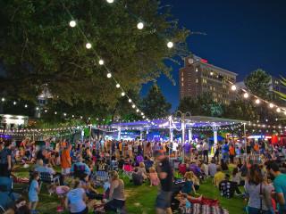 Market Square Park Fall Concert