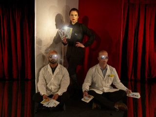 Undermain Theatre presents Red Chariot