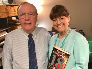 James Patterson and Carolyn Tillery