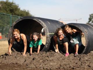 MUDstacle & Family Fun Run