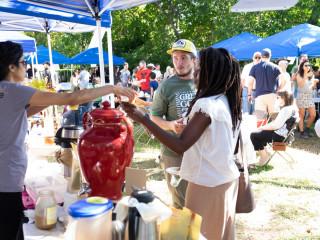 Grow Locally, Cook Globally Fall Festival
