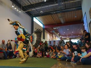 Community Night Spotlight: Native American Heritage
