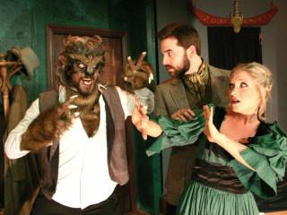 Pocket Sandwich Theatre presents Werewolf of London
