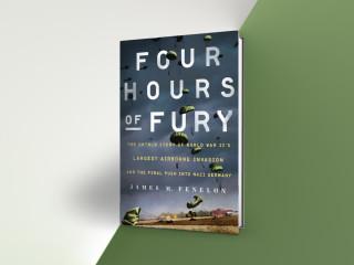 James Fenelon: Four Hours of Fury