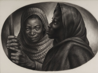 Curator-led Gallery Talk: Charles White