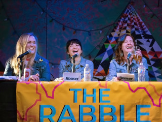 """The Rabble"" Live Show: Sex + Politics"