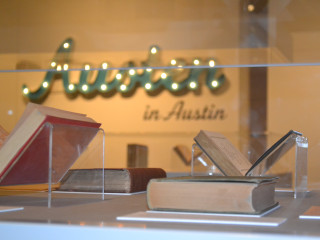 Gallery Talk: Austen in Austin